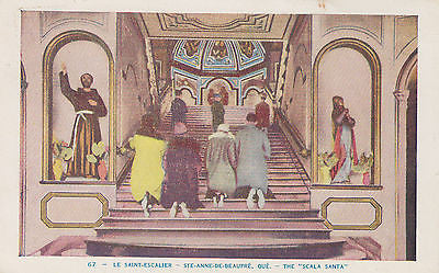 """The Scala Santa"" Canada, Postcard - Cakcollectibles - 1"