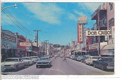 Obregon Avenue-Nogales,Sonora,Mexico - Cakcollectibles