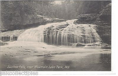 Swallow Falls near Mountain Park Lake,Maryland - Cakcollectibles - 1