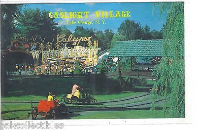 Ride Area,Gaslight Village-Lake George,New York - Cakcollectibles - 1