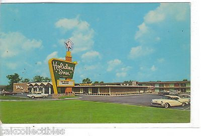 Holiday Inn-Gary,Indiana - Cakcollectibles - 1