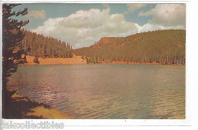 Lake Sibley,Highway 14-Big Horn Mountains - Cakcollectibles