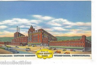 Stegmaier Brewing Co.-Wilkes-Barre,Pennsylvania (Home of Gold Medal Beer) - Cakcollectibles - 1
