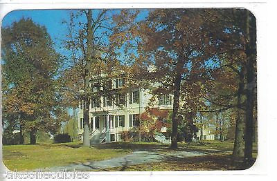 Historic Granger Homestead-Canandaigua,New York 1954 - Cakcollectibles