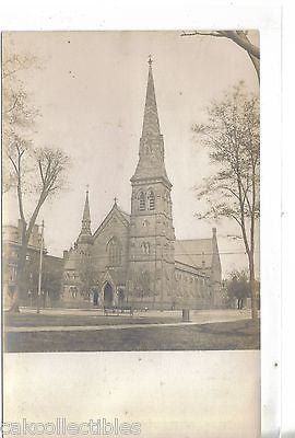 RPPC-Clinton Avenue Reformed Church-Unknown Location - Cakcollectibles