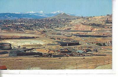 Famous for Production of Copper, Butte, Montana - Cakcollectibles