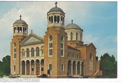 Malbis Memorial Church-Malbis,Alabama - Cakcollectibles
