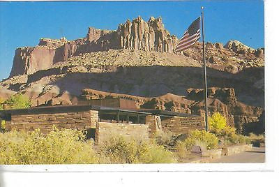 Visitor Center and The Castle Capitol Reef National Park - Cakcollectibles