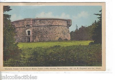 """Martello Tower"",Prince of Wales Tower-Halifax,Nova Scotia,Canada - Cakcollectibles"