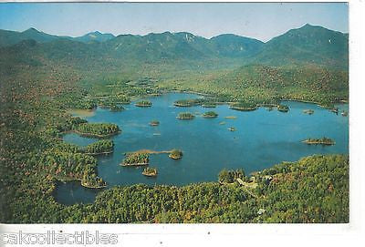 High Peak Country of The Adirondacks and Elk Lake-New York - Cakcollectibles