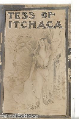 Tess of Itchaca-Woman and Frog 1910 - Cakcollectibles - 1