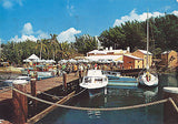 Bermuda Waterlot Inn Postcard - Cakcollectibles - 1