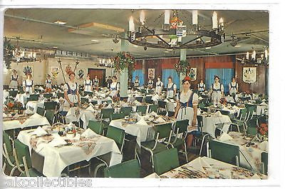 Family Crest Room,Frankenmuth Bavarian Inn-Frankenmuth,Michigan 1975 - Cakcollectibles