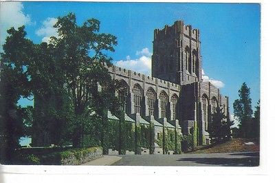 Cadet Chapel, West Point, New York - Cakcollectibles