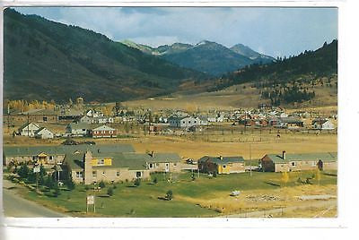 6-K Motel-Jackson,Wyoming 1956 - Cakcollectibles