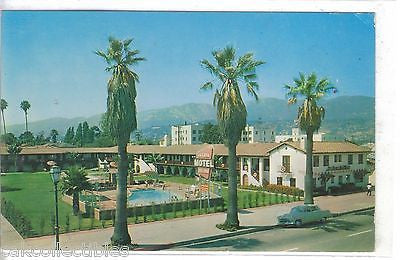 La Casa Del Mar Motel-Santa Barbara,California - Cakcollectibles - 1