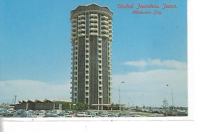 United Founders Tower Oklahoma City, Oklahoma - Cakcollectibles