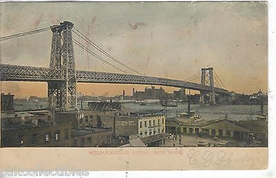 Williamsburgh Bridge-New York City UDB - Cakcollectibles