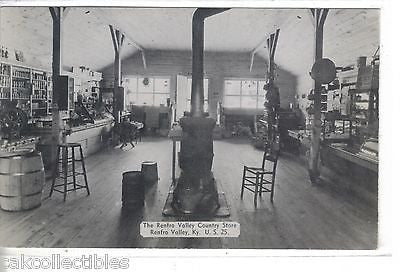Interior-The Renfro Valley Country Store-Renfro Valley,Kentucky - Cakcollectibles