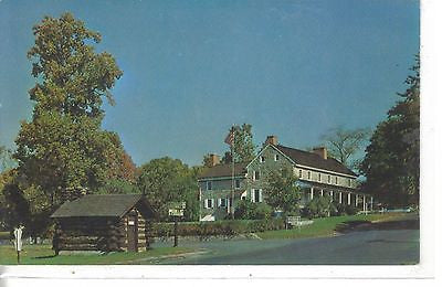 Bake House Built in 1770, Valley Forge, Pennsylvania - Cakcollectibles