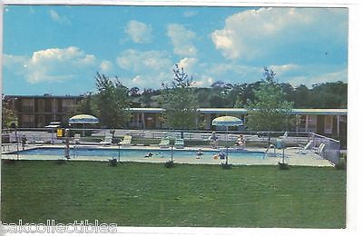 Aire-Vista Motel-Lake Delton,Wisconsin - Cakcollectibles - 1