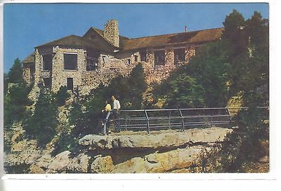 Grand Canyon Lodge, Grand Canyon National Park, Arizona - Cakcollectibles