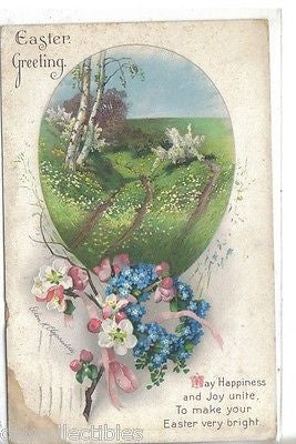 Easter Greeting-Clapsaddle - Cakcollectibles - 1