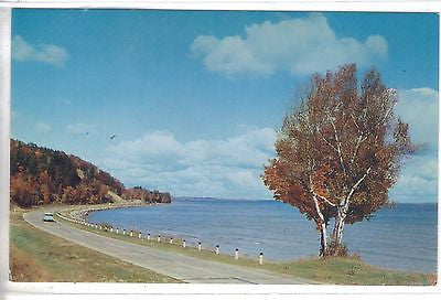 Manitou Trail (Highway M-22) near Traverse City-Michigan - Cakcollectibles