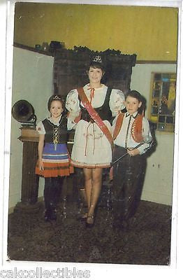 Queen,Prince and Princess,Wilber Czech Festival-Nebraska - Cakcollectibles
