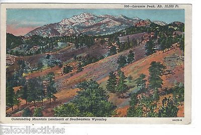Laramie Peak-Southeastern Wyoming - Cakcollectibles