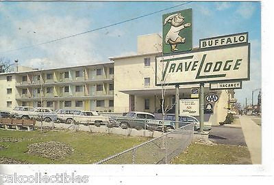 Buffalo traveLodge-Buffalo,New York - Cakcollectibles - 1