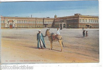 The Khedives Palace-Cairo,Egypt - Cakcollectibles