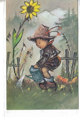Alfred Mainzer-Little Folks #674 Post Card - 1