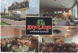 Key Largo Restaurant-At Old Town-Kissammee, Florida Postcard - Cakcollectibles - 1