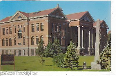 """Main""-The Administrative Center at Concordia College-Moorhead,Minnesota - Cakcollectibles"