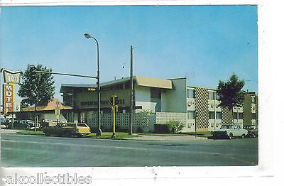 Imperial 400 Motel-Minneapolis,Minnesota - Cakcollectibles