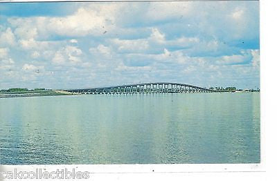 Cape Coral-Fort Myers Bridge-Florida - Cakcollectibles