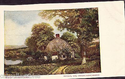 Early Post Card-Old Homestead UDB - Cakcollectibles