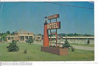 Beacon Motel-Grand Haven,Michigan - Cakcollectibles