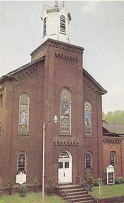 Mother Church Of Mothers Day Grafton, West Va. Postcard - Cakcollectibles - 1