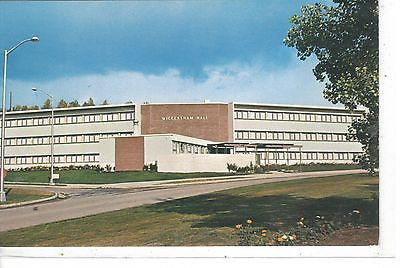 University of Alaska, College Wickersham Hall, Alaska - Cakcollectibles