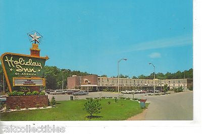 Holiday Inn-Knoxville,Tennesse (Old Cars) - Cakcollectibles - 1
