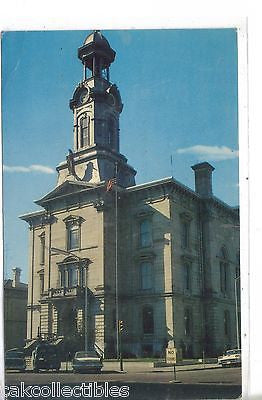 Darke County Court House-Greenville,Ohio 1969 - Cakcollectibles