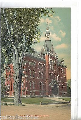 High School-Keene,New Hampshire - Cakcollectibles