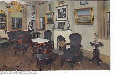 Grant's Parlor,General U.S. Grant Home-Galena,Illinois - Cakcollectibles