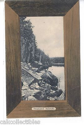 Early Post Card-Thousand Islands,New York 1907 - Cakcollectibles