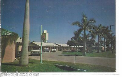 Palm City Motel-Fort Myers,Florida 1979 - Cakcollectibles