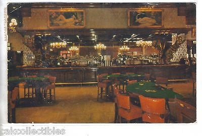 The Million Dollar Golden Nugget Ganbling Hall,Saloon & Rest.-Las Vegas 1955 - Cakcollectibles