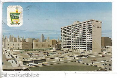 Holiday Inn Downtown-Chicago,Illinois - Cakcollectibles