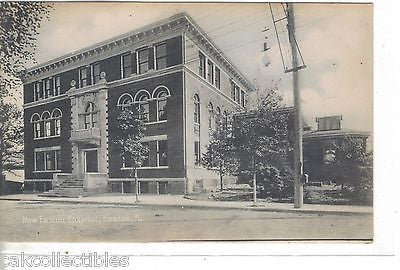 New Easaton Hospital-Easton,Pennsylvania - Cakcollectibles